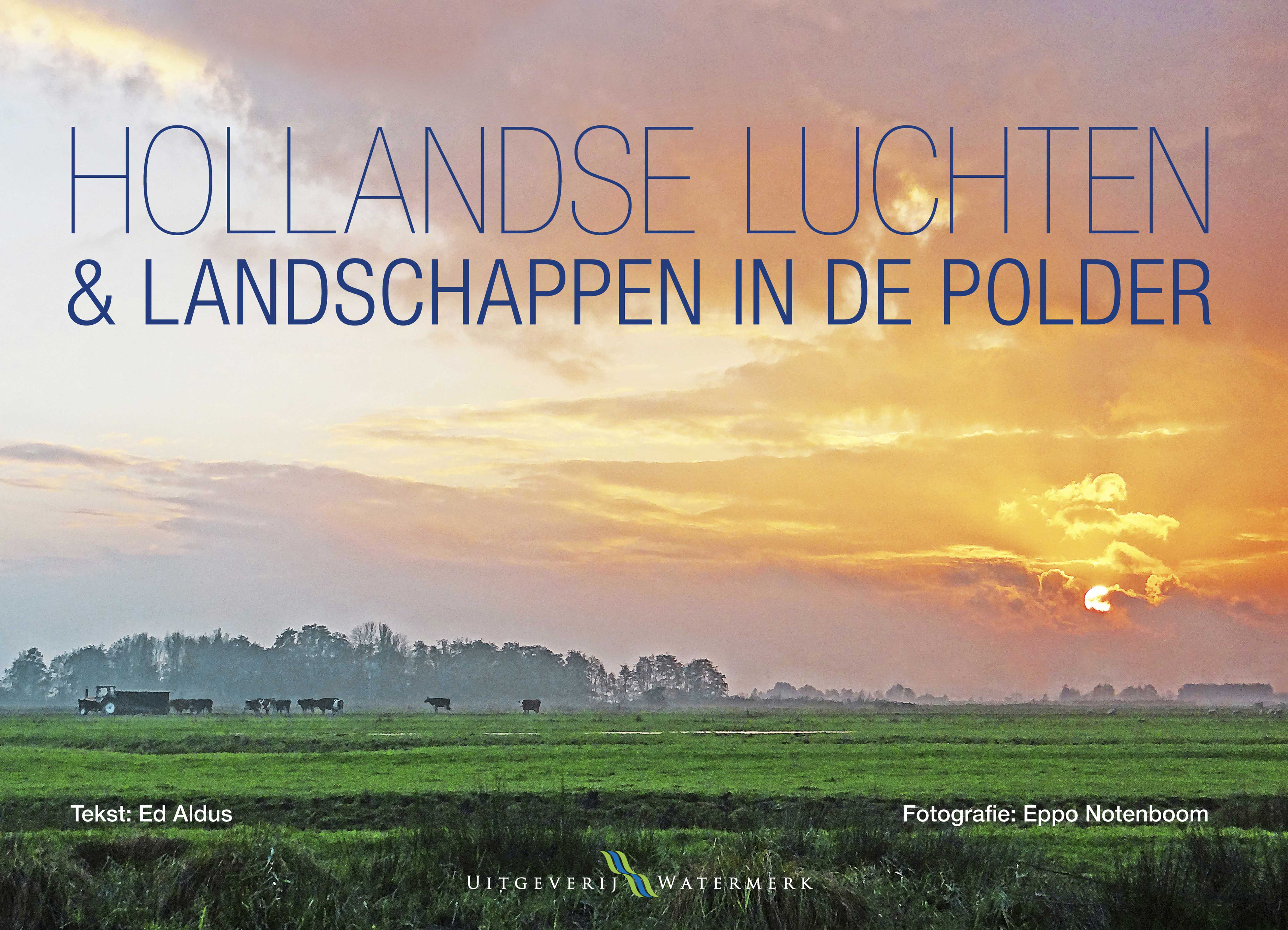 Hollandse Luchten en Landschappen in de Polder
