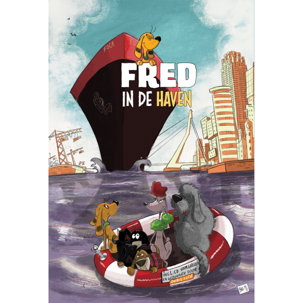 cover fred klein